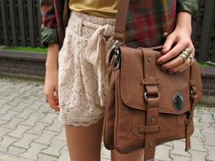 This bag. this skirt.