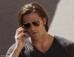 "Supernatural Season 6 Episode 6 ""Live Free or Twihard"":  Behind-the-Scenes Photos"