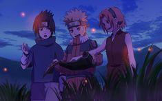 Naruto Uzumaki Sakura Haruno and Sasuke Uchiha Papel de Parede HD | Plano de Fundo | 1920x1200