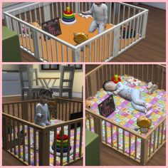 Organic Gardening Magazine Back Issues Packs The Sims 4, The Sims 2, Sims Cc, Los Sims 4 Mods, Sims 4 Game Mods, Toddler Playpen, The Sims 4 Bebes, Sims 4 Beds, Sims 4 Family