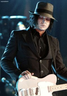 jack white-the white stripes + the raconteurs + the dead weather