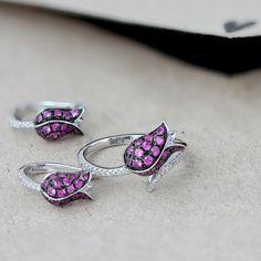 Яркое решение незабываемого лета. #kazkajewelry #украшения #роскошь #золото