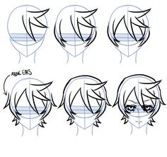 Alois' Hair by Lily-Draws