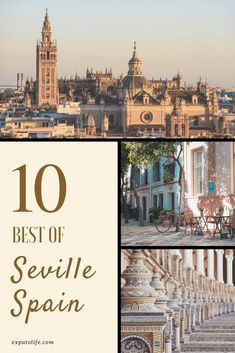 Traveling to Seville soon? Read Seville Travel Guide with insider tips for the best places to visit, things to do and see in Seville & more. Europe Destinations, Europe Travel Tips, European Travel, Travel Deals, Travel Guides, Backpacking Europe, Barcelona, Malaga, Monuments