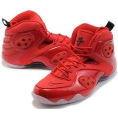 http://www.asneakers4u.com/ Penny Hardaway Shoes   Nike Zoom Rookie LWP Red