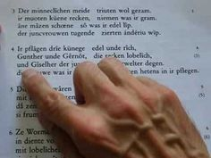 Middle High German: Languages of the World: Introductory Ove - YouTube