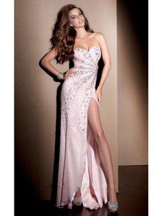 A-line/Princess Chiffon Sleeveless Asymmetrical Dresses