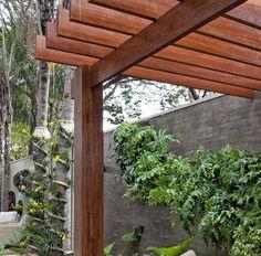 Jardim Vertical por Ricardo Lima e Roberto Lima