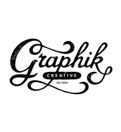 graphik thumb 20 most beautiful Retro and vintage logo designs