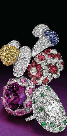 Diamonds and Gemstones | LBV ♥✤