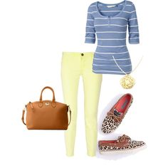 Summer Prep.. and I'm addicted to polyvore