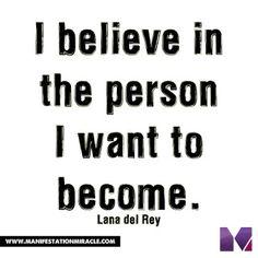Reflexiones: believe in yourself