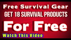 Free Survival Gear - Top 18 Free Survival Gear Products 2017