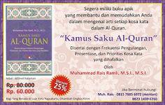 Muhammad Rais Ramli is Muslim: Buku Baru Mei 2016. Bagi Yang Berminat Silahkan…