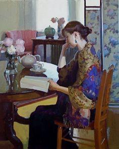 Dennis Perrin, Aimee Reading