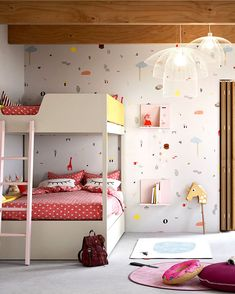 All our children's bedroom furniture is designed for children and totally customisable to suit their style and age. Shop the Battistella collection on our website now. Modern Childrens Furniture, Contemporary Furniture, Modern Interior, Interior Styling, Plasterboard Wall, Bedroom Furniture Design, Toddler Bed, Colours, Bed Room