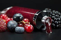 L'instant cru : Aperçu Recette : Coulis de Fruits Rouges