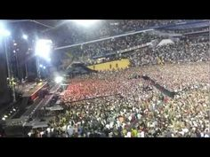 Bruce Springsteen Stadium Breaker Twist and shout - Ullevi/Sweden 120727  Obeskrivlig stämning!!