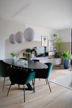 Living Room White, Cozy Living Rooms, Home Living Room, Living Room Decor, Dining Room Design, Home Interior Design, Interior Inspiration, New Homes, Home Decor