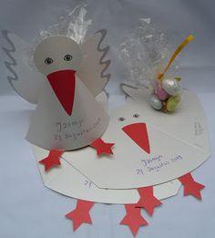 Geboorte (traktatie) Diy Paper, Paper Crafting, Birthday Treats, Letter B, Deco Table, Toddler Preschool, Art Activities, Fall Halloween, Kids And Parenting