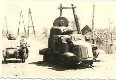 Foto Russ Panzer Tanks Abschuss Rollbahn Nordfront Russland 41 | Sammeln & Seltenes, Militaria, 1918-1945 | eBay!
