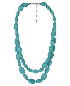 Turquoise Neclace $7