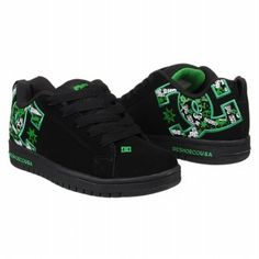 DC Shoes Kids' Court Graffik SE Shoe
