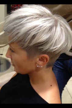 Pixie Silver grigio