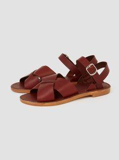 f6fb8bc68d17d3 Papillon Sandals Burgundy Style Wish