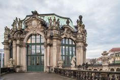 Zwinger Palace - a photo-story from Dresden, Germany