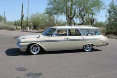 '62 Ford Galaxie Wagon