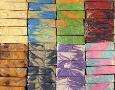 Handmade Bar Vegan Soaps (Organic, Palm-free, cruelty-free, High Quality) #OSnipulsBathandBody