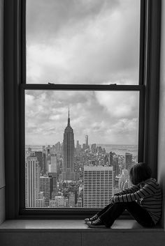 Room with a view. People Photography, Creative Photography, Art Photography, Fear Of The Dark, I Love Nyc, City That Never Sleeps, Concrete Jungle, More Pictures, New York City