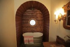 Kristie Wolfe Hobbit Hole Tiny Cabin in the Washington Mountains 006b