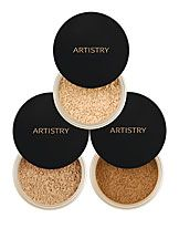 The most essential part of my makeup: the self-adjusting mineral foundation!