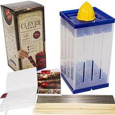 Clever Kebab Maker with Knife Sharpener, Blue, http://www.amazon.com/dp/B01B378PT6/ref=cm_sw_r_pi_awdm_x_gVLaybDKC790J