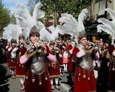 Banda de Cornetas y Tambores de la Centuria Macarena