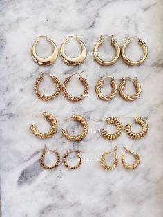 Cute Jewelry, Gold Jewelry, Jewelry Accessories, Fashion Accessories, Fashion Jewelry, Style Fashion, Rock Fashion, Lolita Fashion, 70s Fashion
