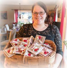 Mitt Lille Papirverksted: 86 Julekort til de Eldre i Gildeskål Kommune