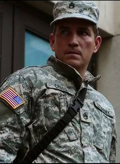 John Reese Army disguise