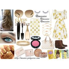 """We got the fire"" by maiiee on Polyvore"