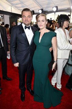 NEWS....WORLD FASHIOn CULTURE. MOVIE STARS. GOLDEN GLOBE 2016 VINNERS. Leonard di Caprio. Here's How Kate Winslet Gets Ready for the SAG Awards Red Carpet 31.1.2016