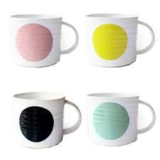 DOT mugs, made in my workshop! Comes in 3 sizes!