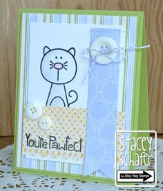 Stacey's Stamping Stage: You're Pawfect