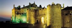 Stirling Castle, home to the Stuart Kings and Mary Queen of Scots is historically, one of the most notable castles in Scotland.
