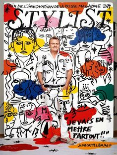 Colours.   Stylist magazine, Jun/14