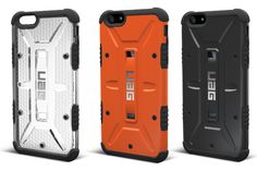 UAG stands for Urban Armor Gear and right after pulling one of these out of the package, we quickly realized why. The first thing we noticed was how solid the case felt and understood how these had an impact resistant soft core that could take a pretty good shot.
