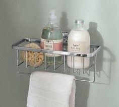 Is You Shower Too Cluttered? Read More Click Here                  See what i keep in my shower Click Here