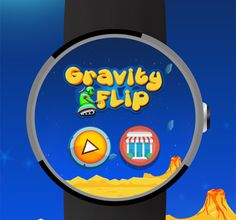 Get ready for a challenging and fast paced running #game for #Android #Wear #Smartwatch. Download from #GooglePlay or visit our website.