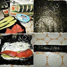 Как сделать роллы на диете? Идеальный вариант диетических роллов! http://svetlana-dolgih.ru/kak-sdelat-rolly/